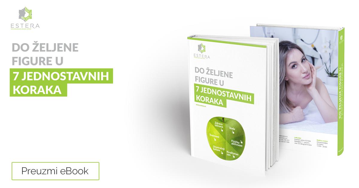 Preuzmi besplatan eBook - Do željene figure u 7 jednostavnih koraka